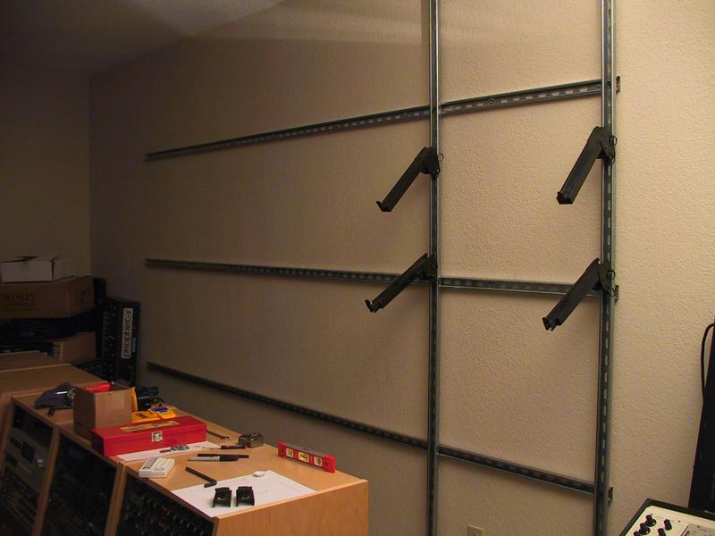 Standtastic Wall Conversion